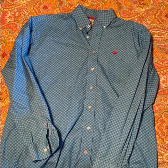 Men's cinch shirt